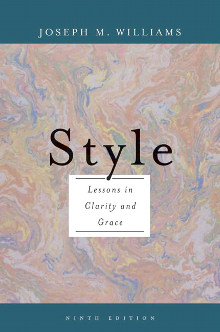 style lessons in clarity and grace ebook