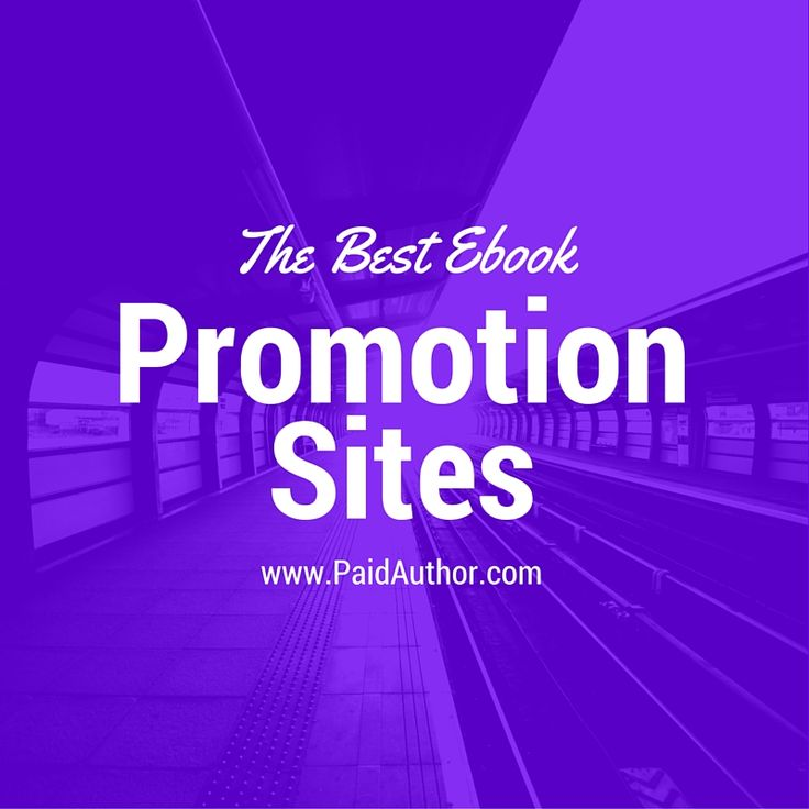 free ebook advertising and promotion